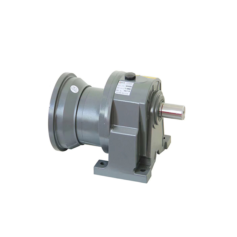 AC gear motor with speed