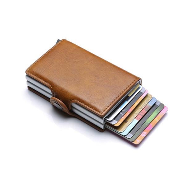 Business Credit Card Holder Wallet