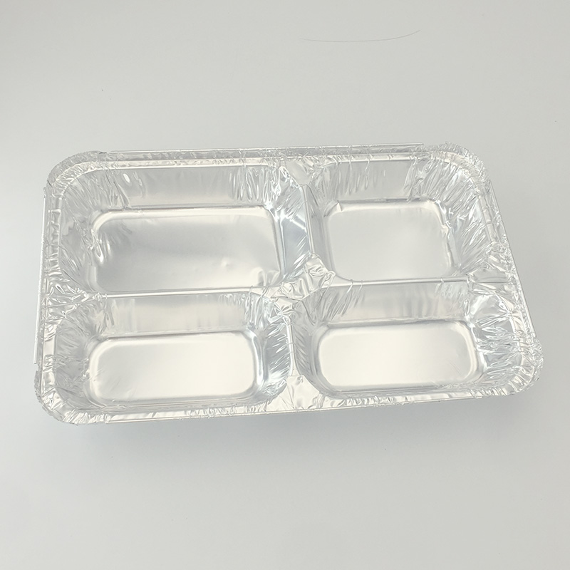 aluminium foil container making business