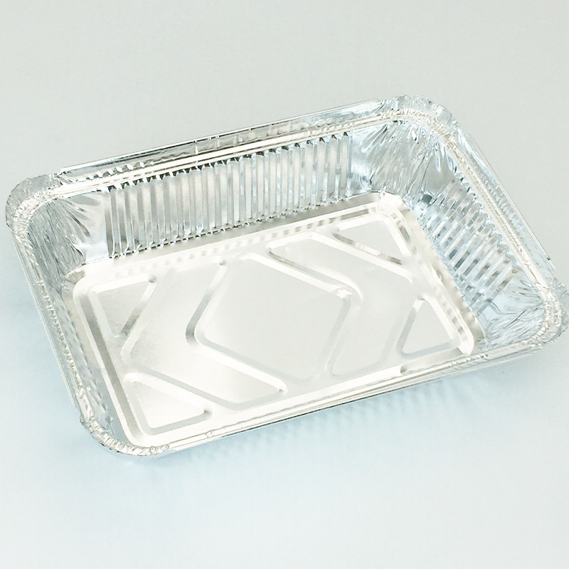 Large aluminium foil trays with lids Manufacturers