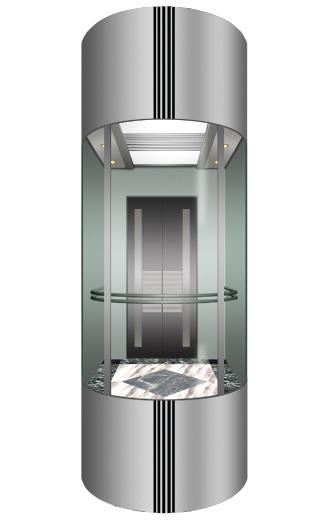 passenger elevator types