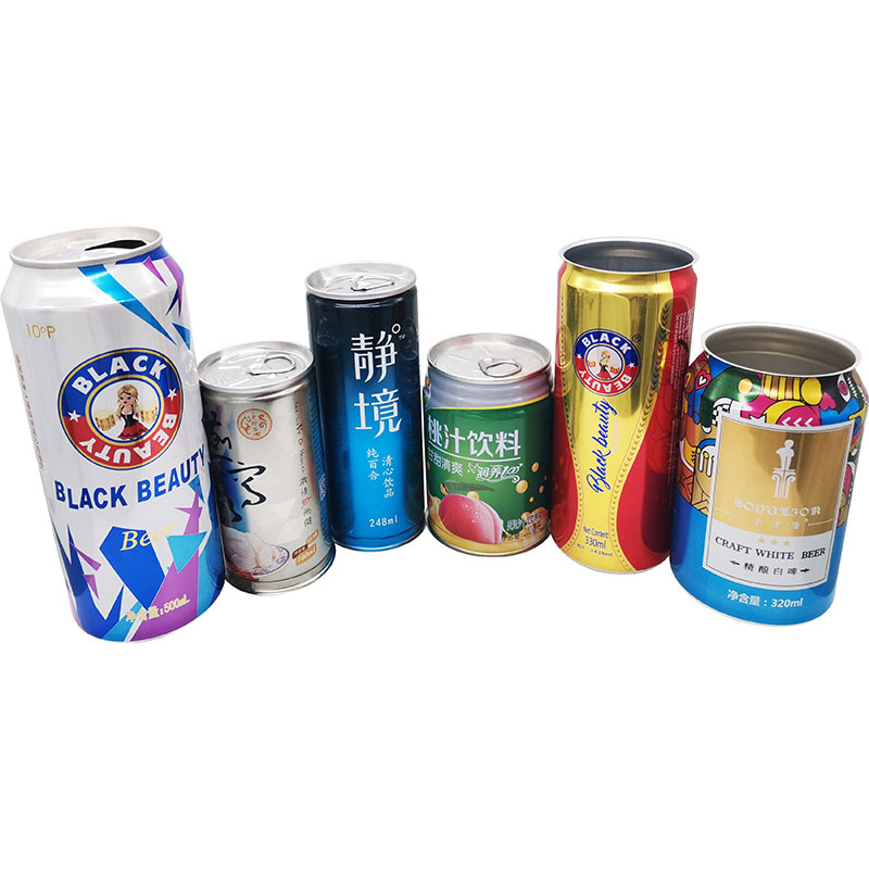 empty cans Factory