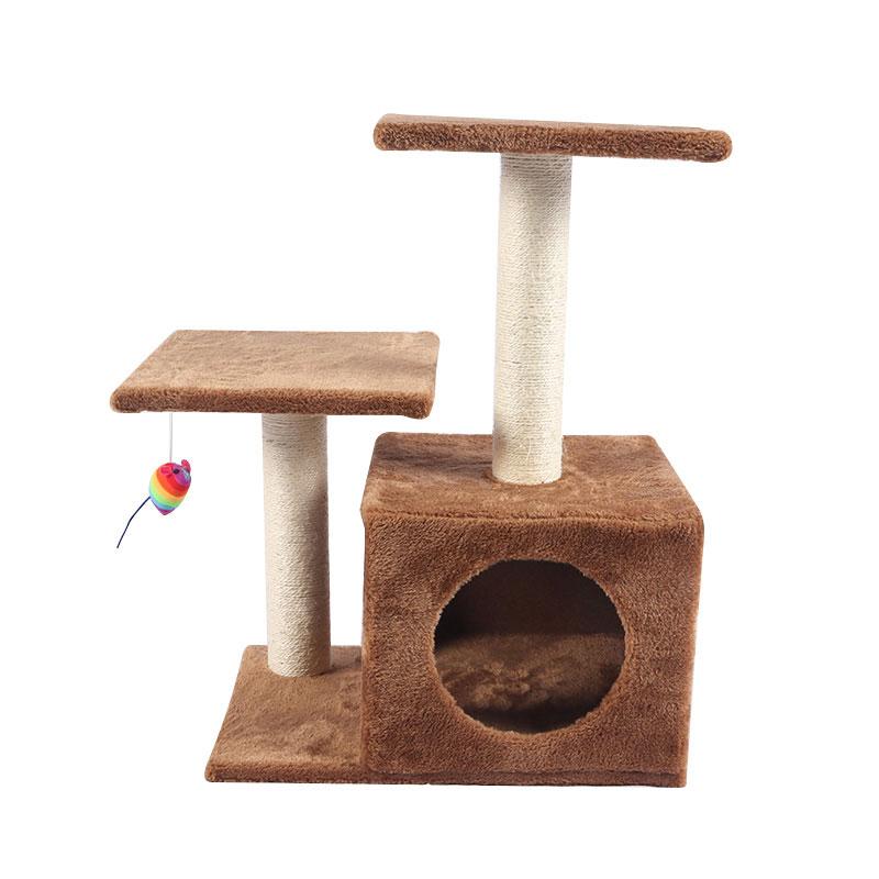 Small multi-layer cat climbing frame pet supplies