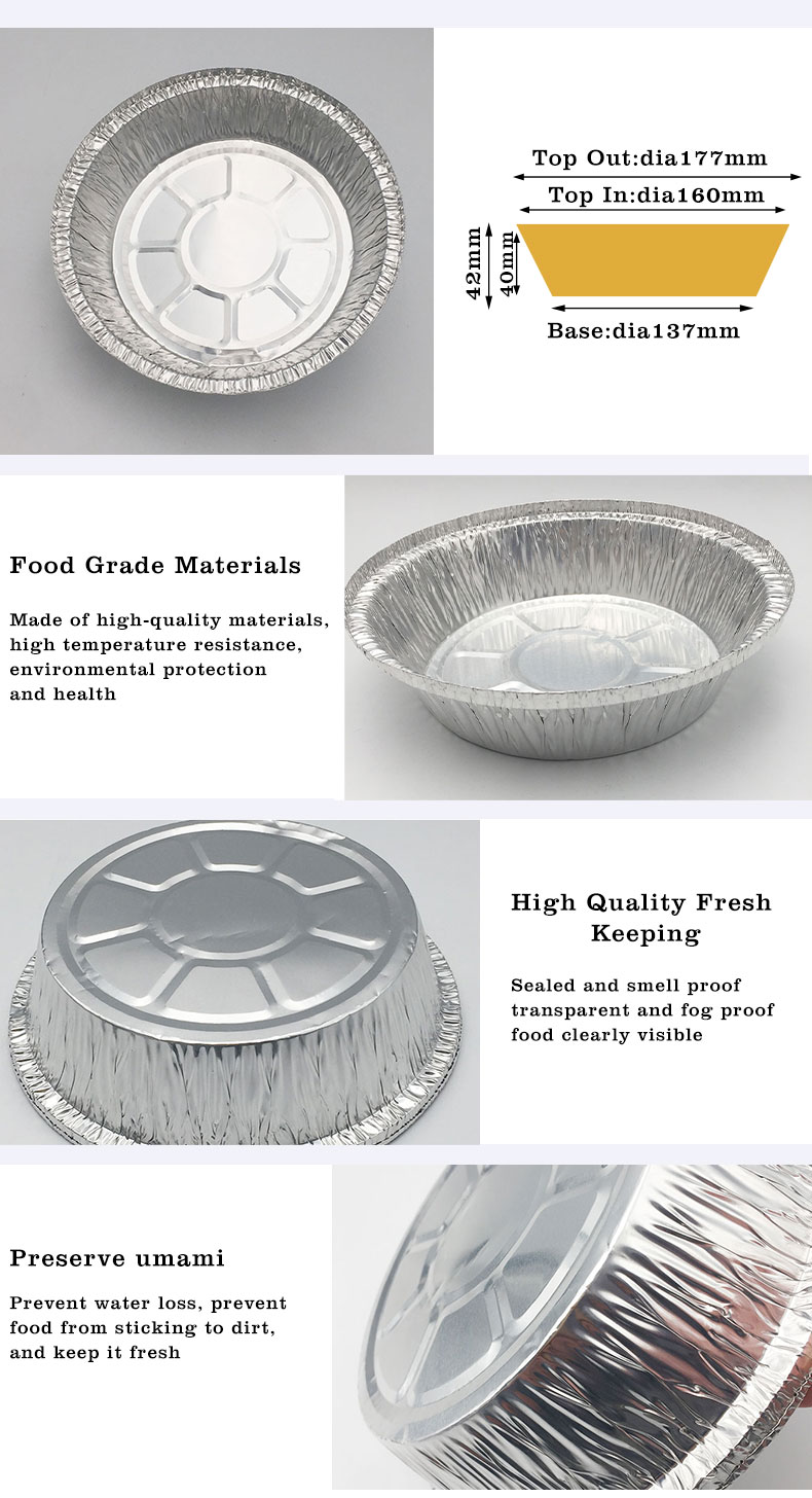 aluminium foil trays small