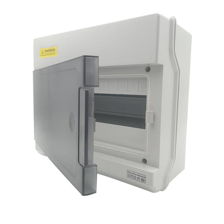 12 Ways IP65 Waterproof Electrica Distribution Box Switchboard
