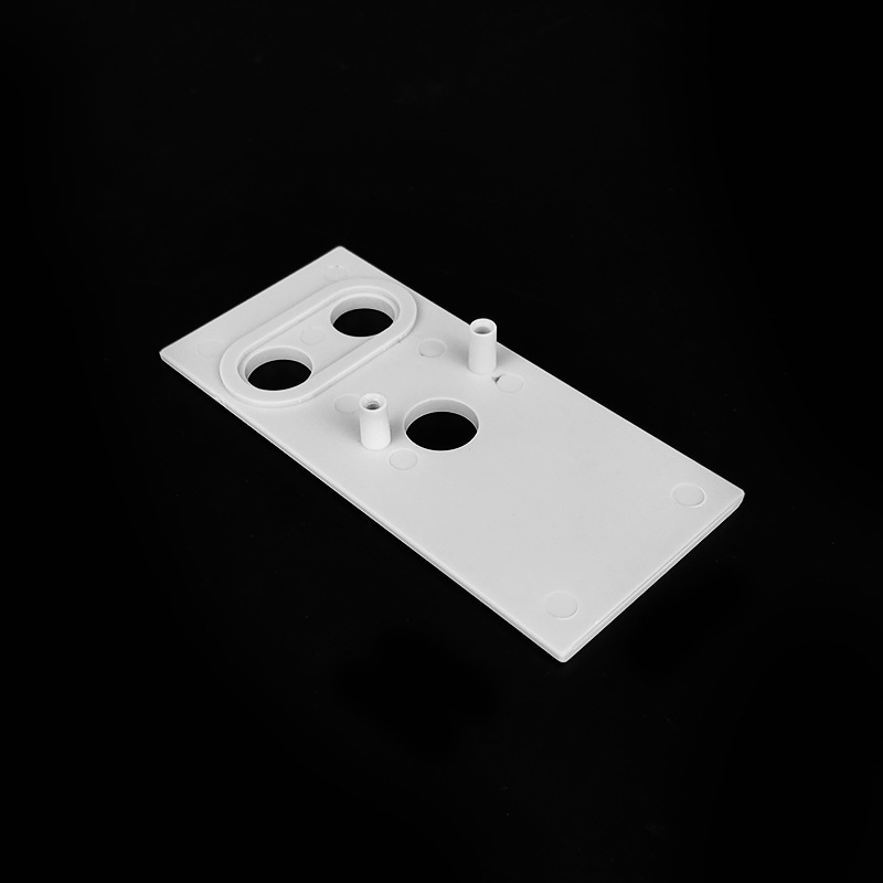 Furniture fittings multi-shape injection molding plastic cover
