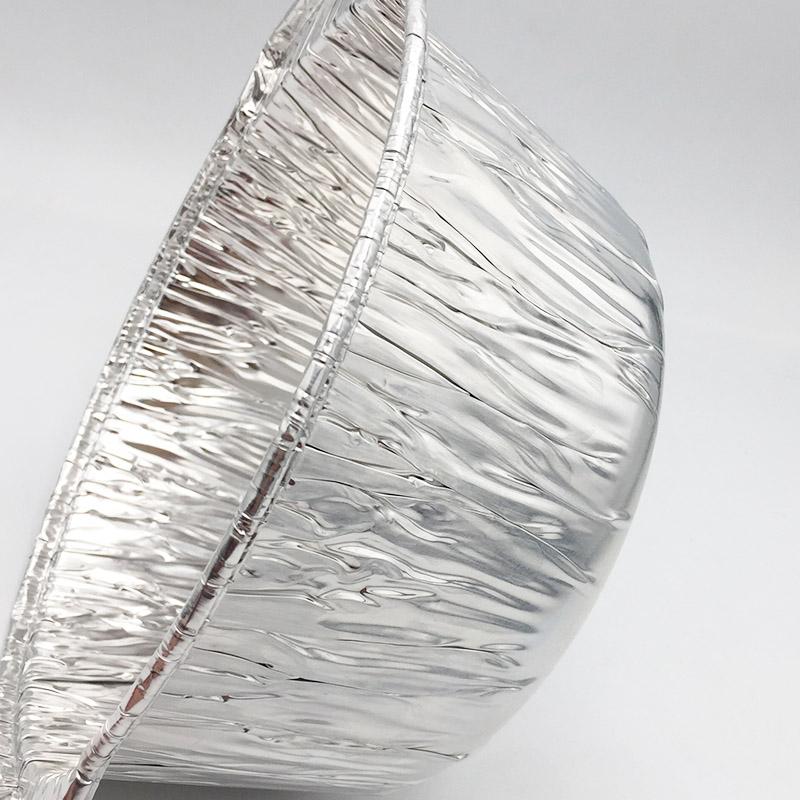 Aluminium pots With lids