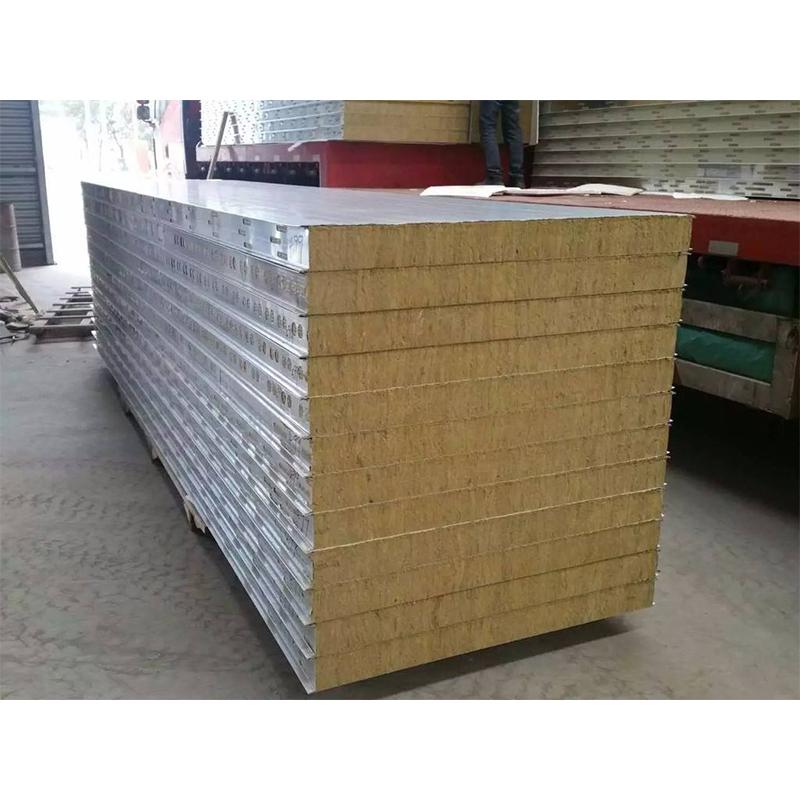950mm Rockwool Wall Panel