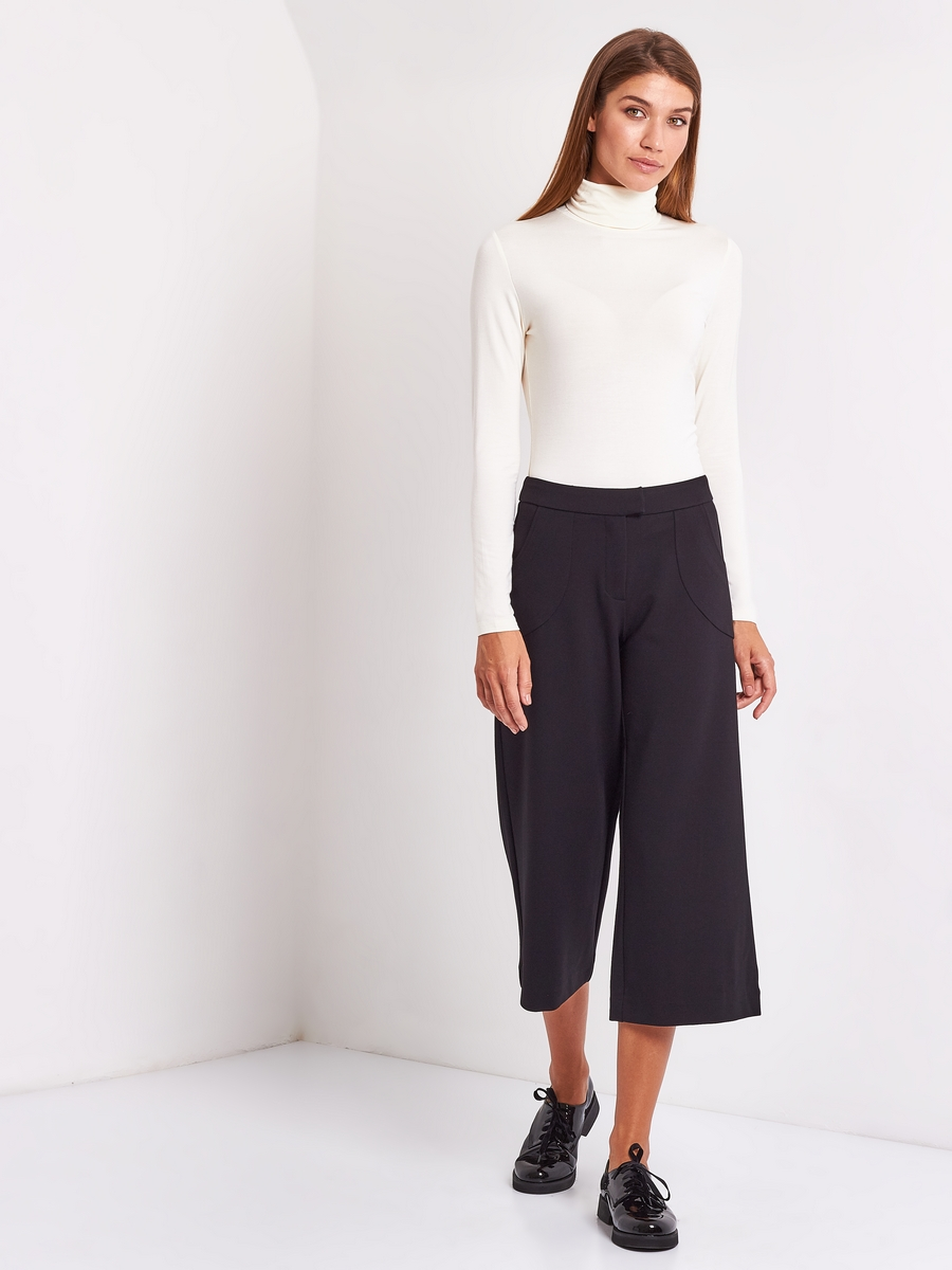 Tyra Wide Leg Trousers