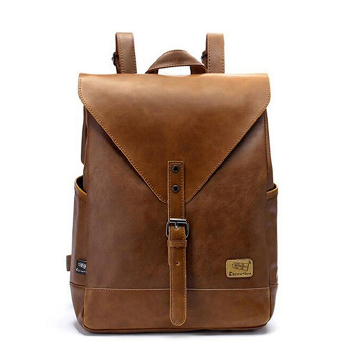 Male travel backpack