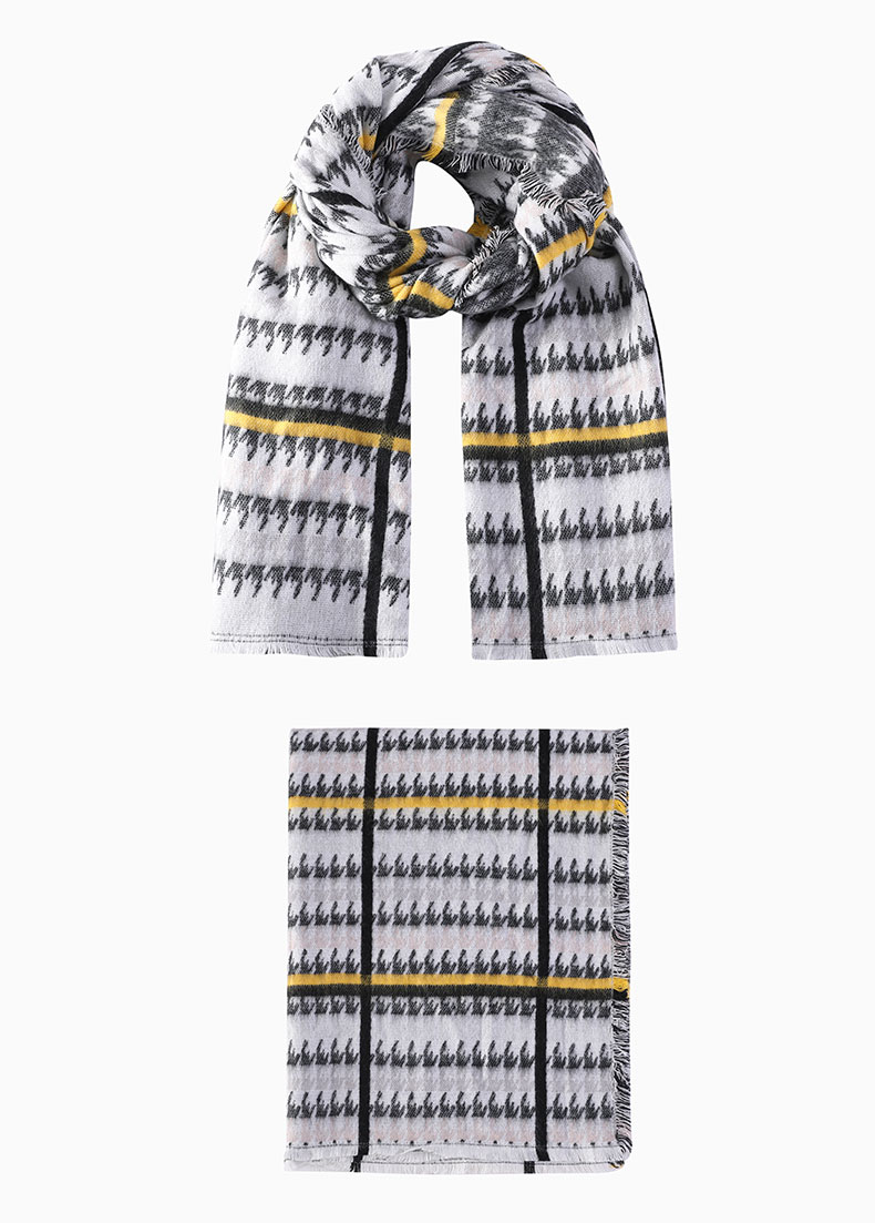 soft winter scarf Manufacturers