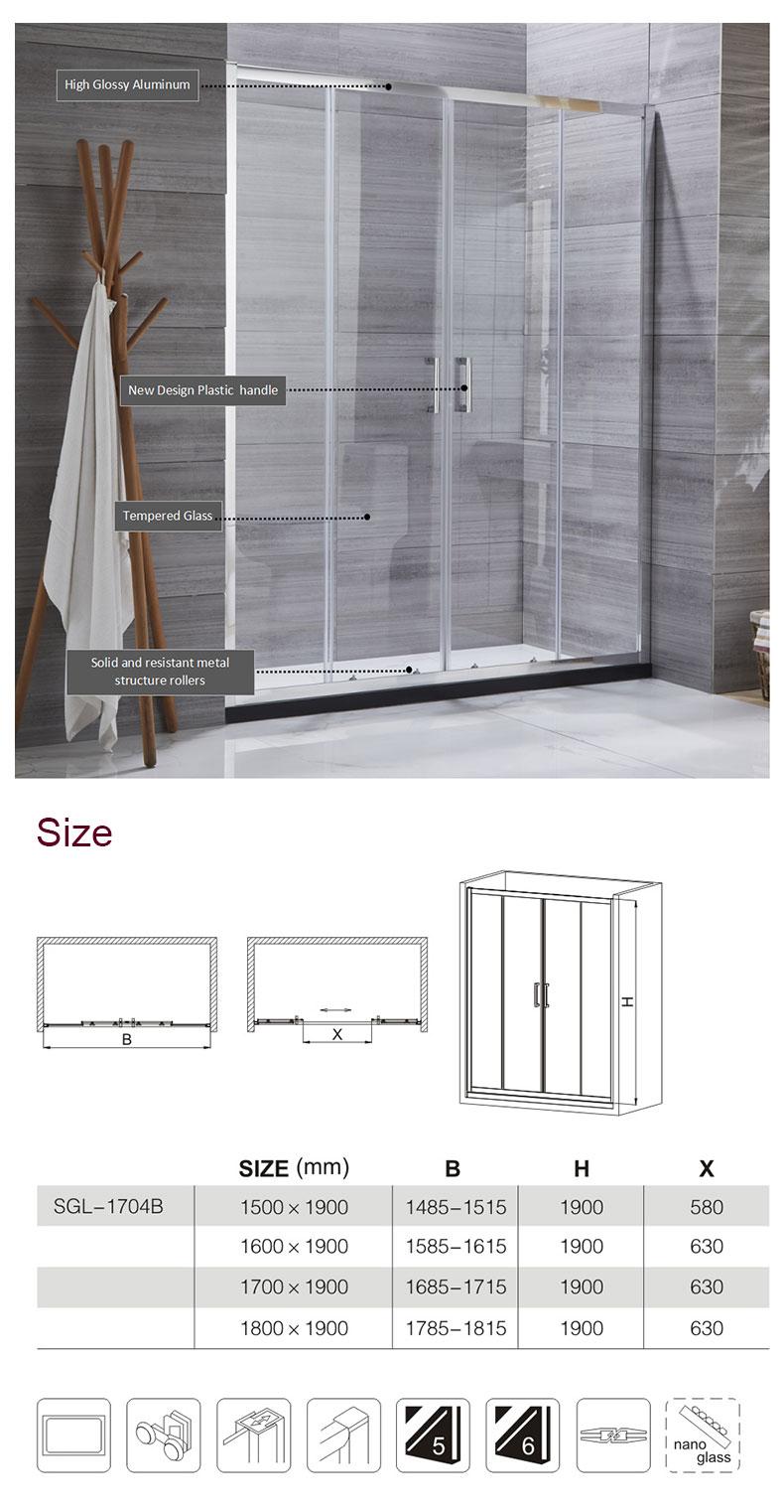 delta shower doors manufacturers
