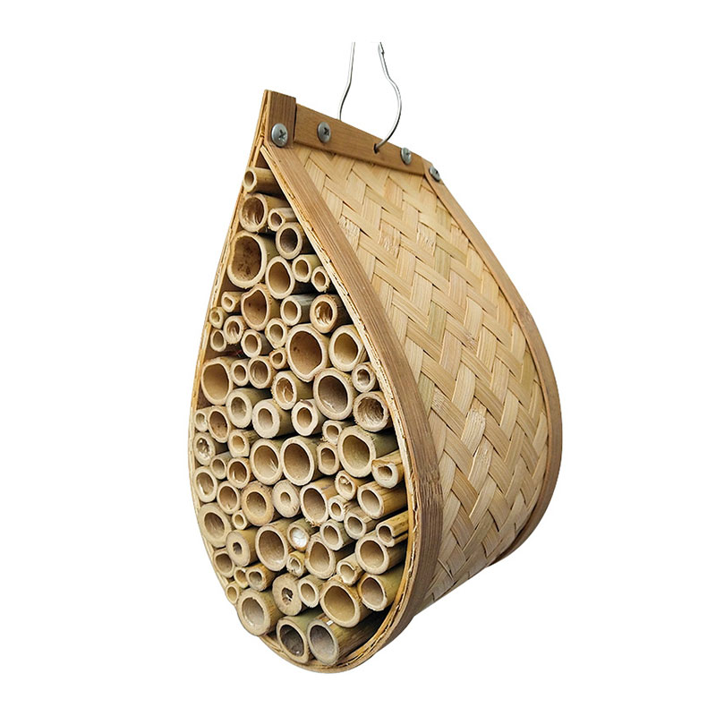 Bamboo insect nests pet