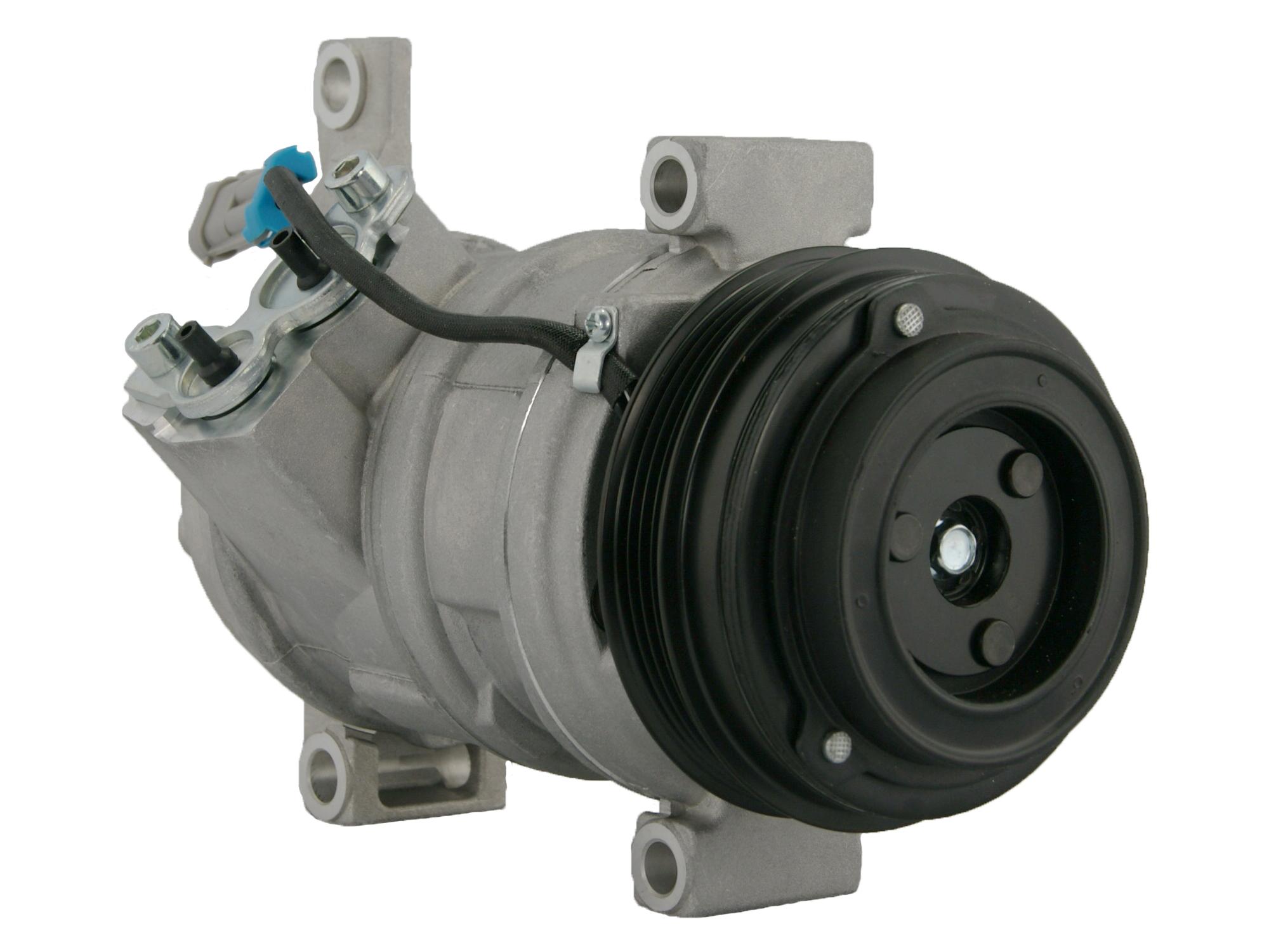 CADILLAC air compressor