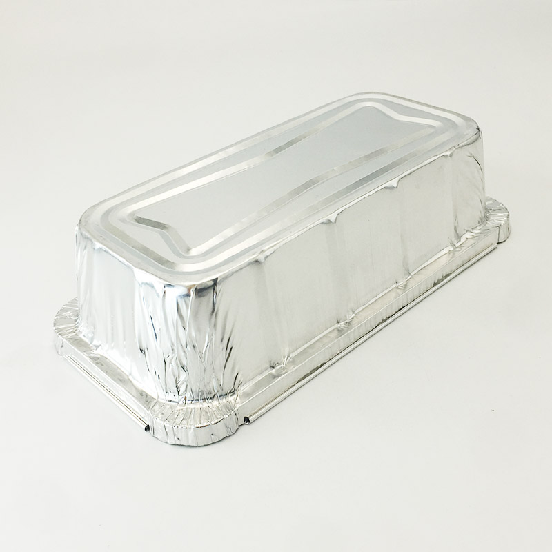 large aluminium foil trays with lids