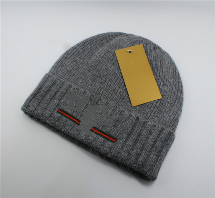 In the winter to keep warm hat