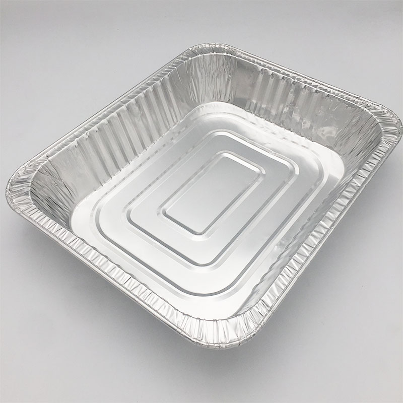 aluminium foil container price