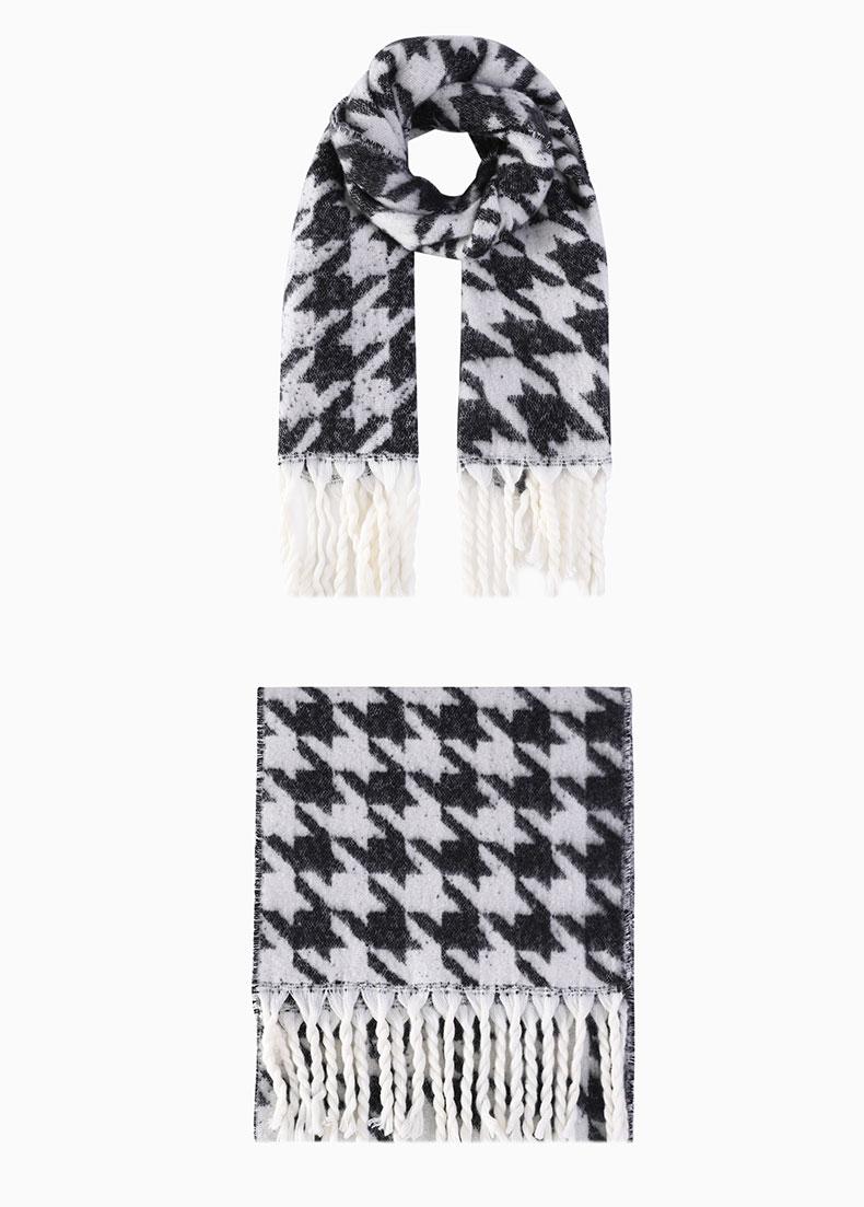 pretty scarves to knit