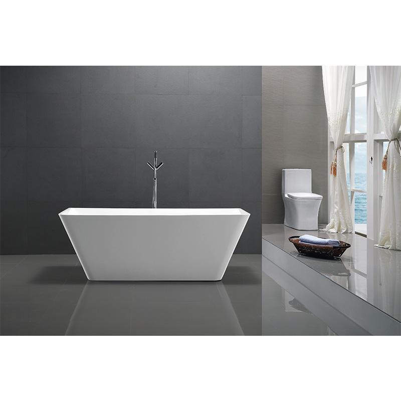 Freestanding bathtub in stock manufacturers