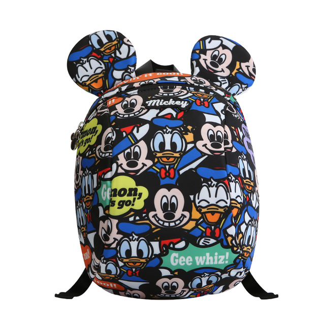 Disney Cartoon Mickey Baby Backpack