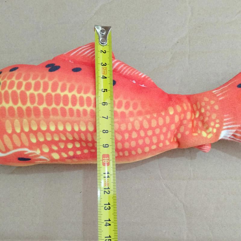 China simulated fish toy cyprinoid factory