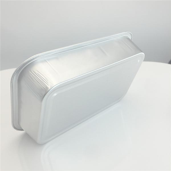 round aluminium foil trays