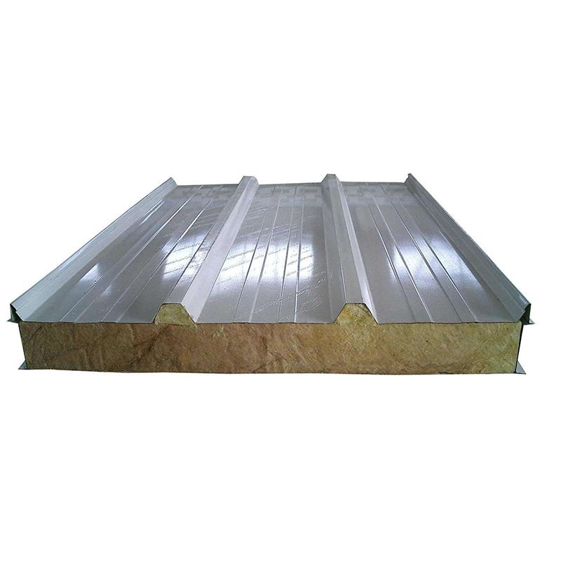 950mm Rock wool Roof Panel