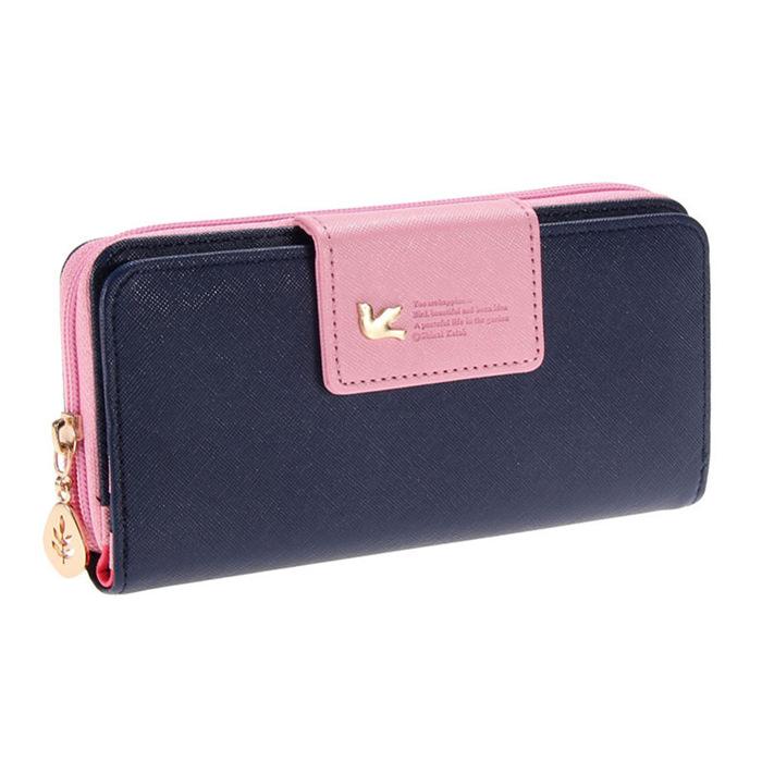 Women's Clutch Bag Hasp Wallet