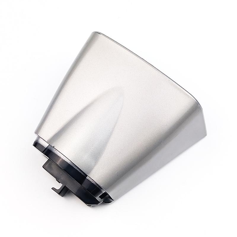 High quality custom cylindrical plastic molded 18650 battery holder case bracket