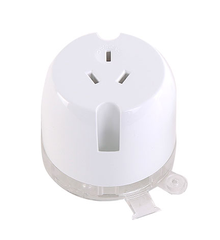 Electrical Single Surface Wall Power Socket