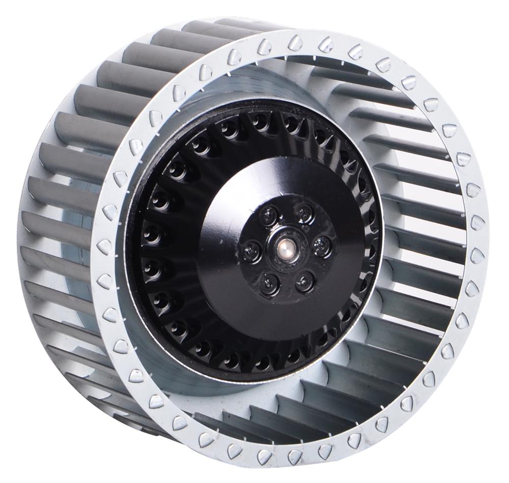 centrifugal fan rotation
