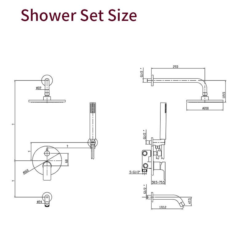 shower mixer valve manufacturers