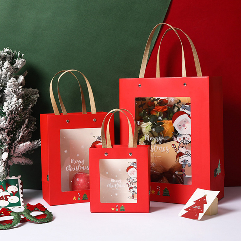 Customized birthday paper bags