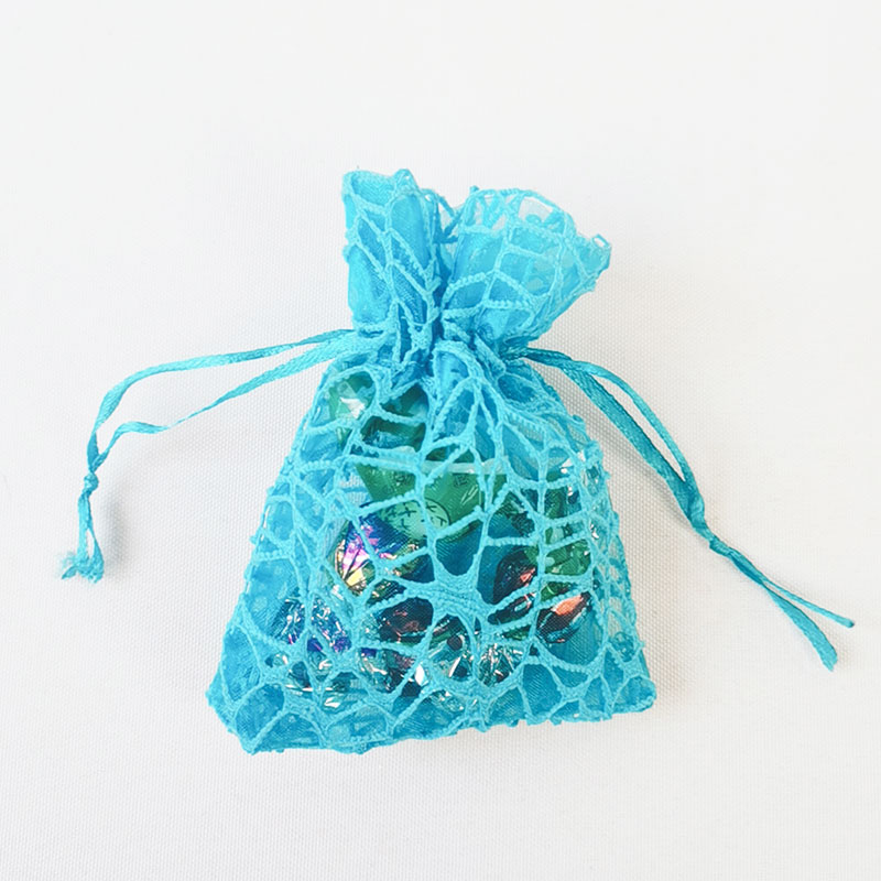 Mesh gift bag
