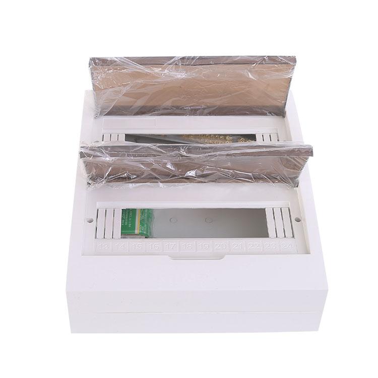 12 Way Australia TSM Series Waterproof main Double Electrical Power Switchboard