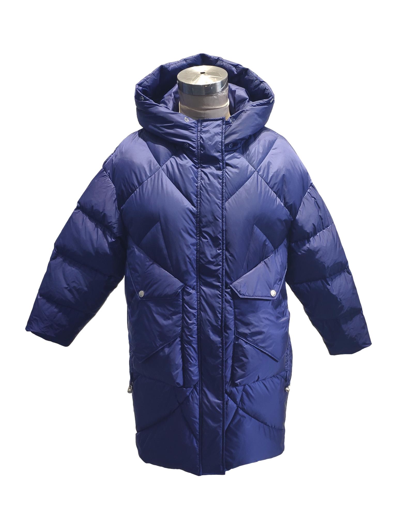 Women's Hooded Warm Down Jacket