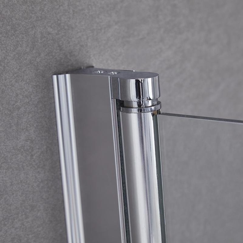 glass shower enclosure installation