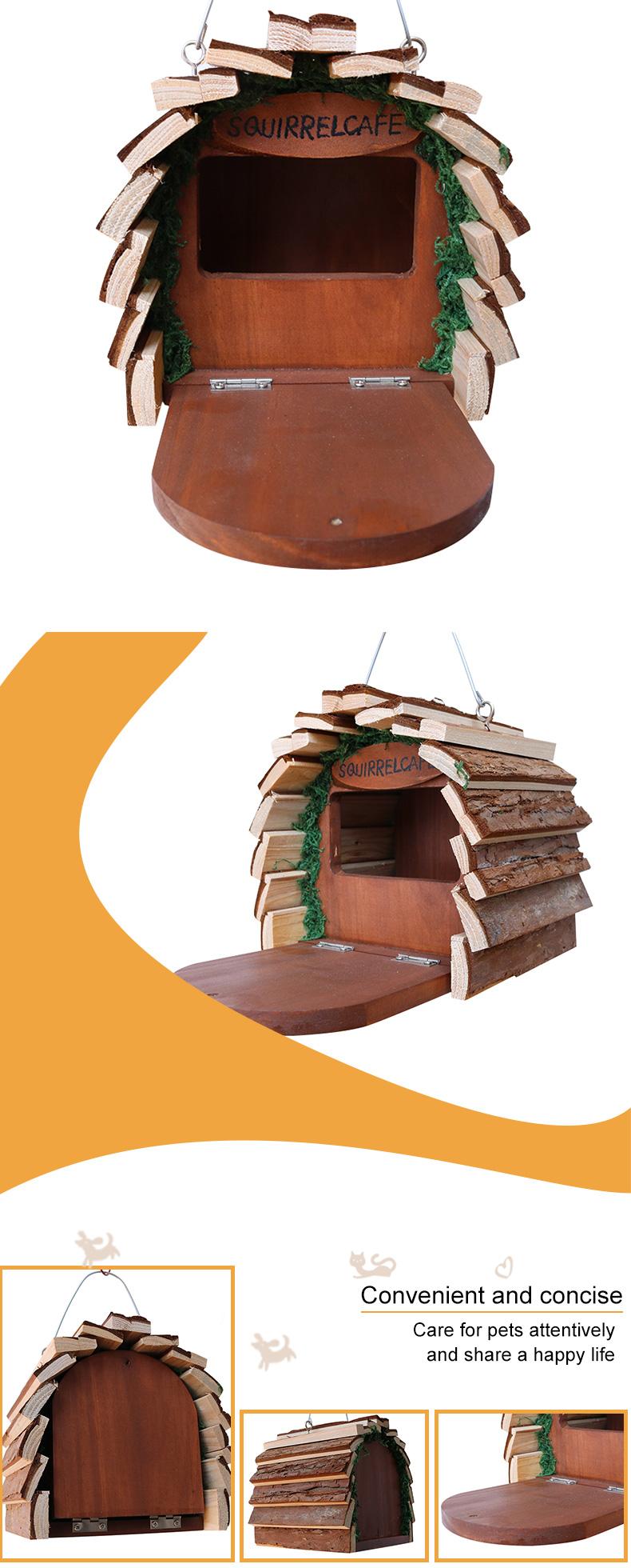 bark bird nest pet supplies