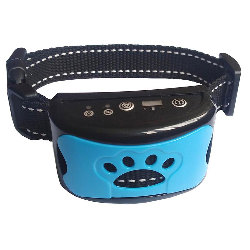 Anti barking collar pet product
