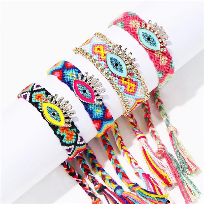 Bohemian Handmade Bracelets
