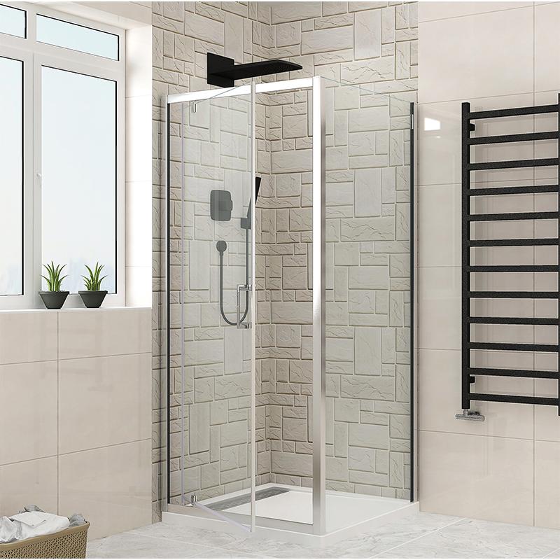 shower door enclosures frameless