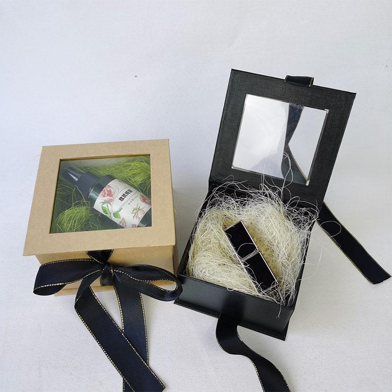 Customized cardboard gift box