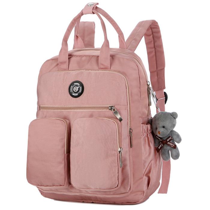 Travel Zipper Mochila Bags