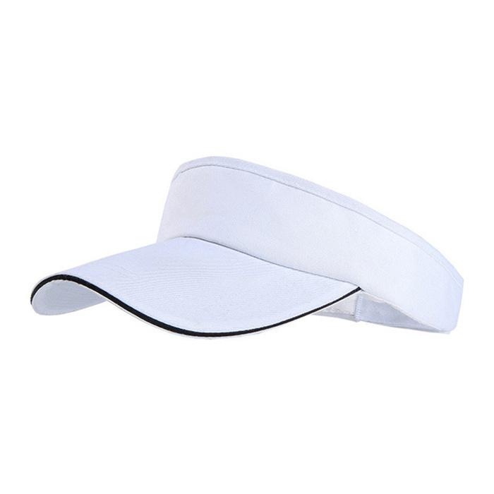 Adjustable Casual Solid Color Golf Outdoor Caps