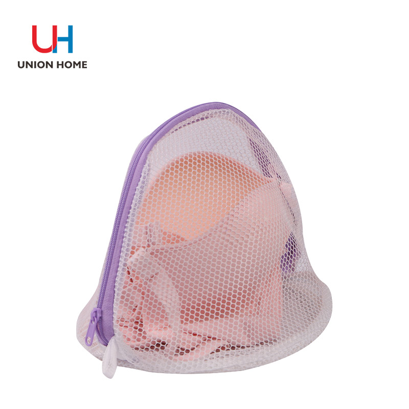 Big hole mesh lingeire washing bag