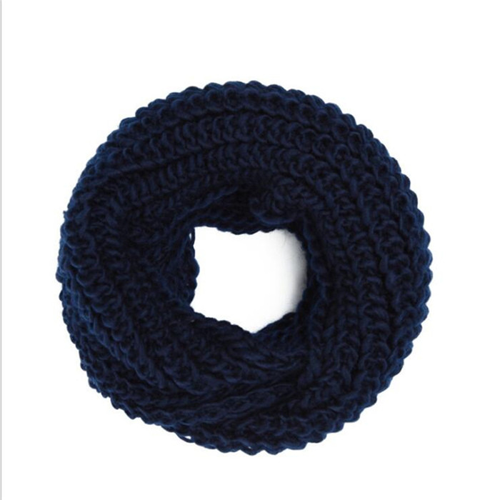 Winter scarf knitted Scarves