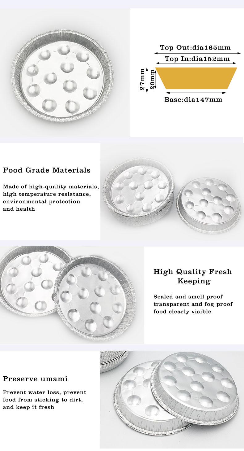 Aluminium foil trays Company