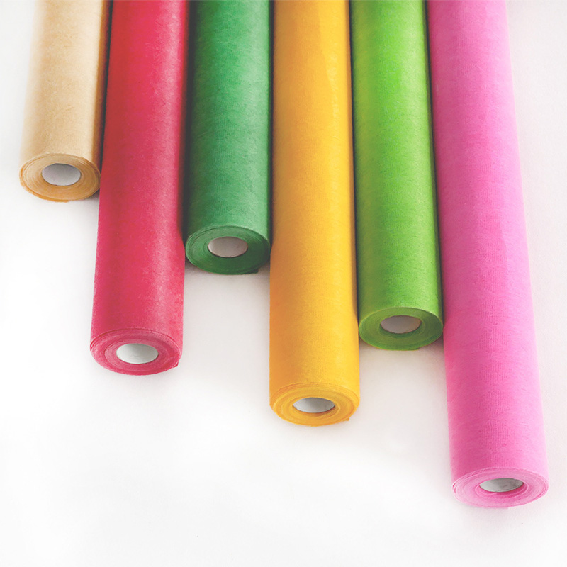 Non woven wrapping paper