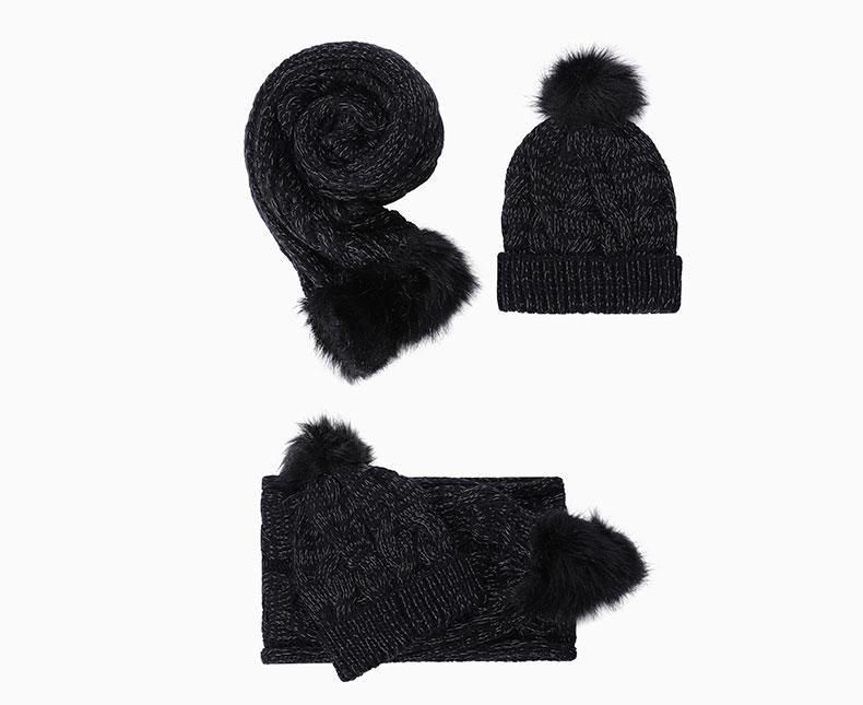 black cotton scarf for ladies