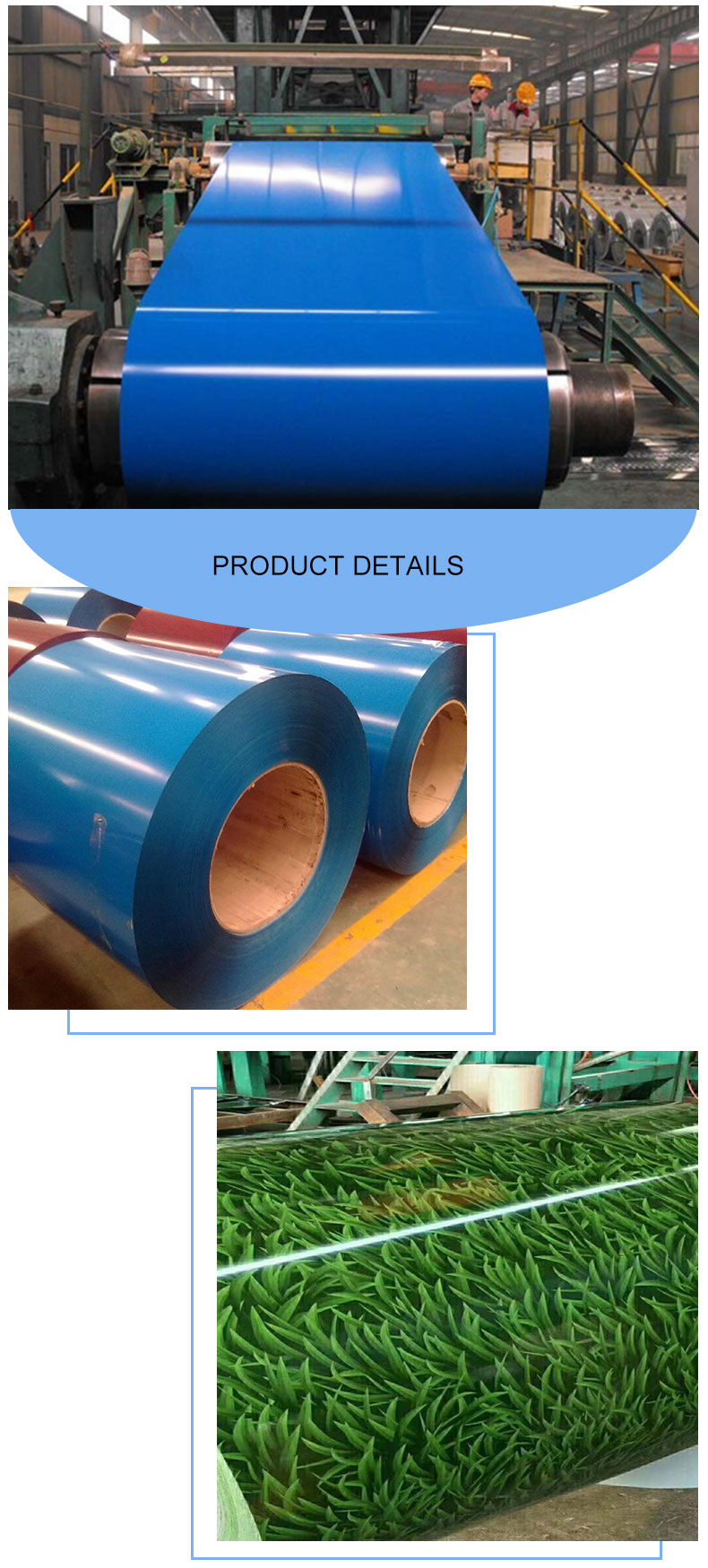 Steel Coils Manufacturers